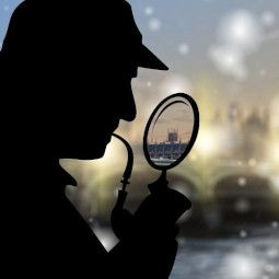 GPS Game Sherlock