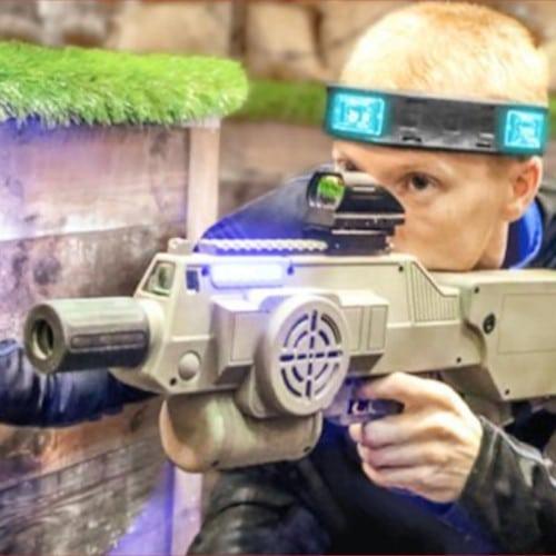 Laser Game à domicile